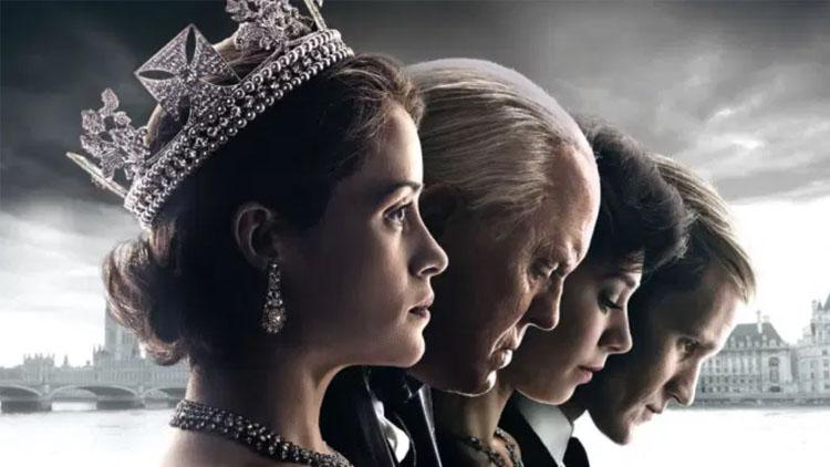 the crown netflix filmagens