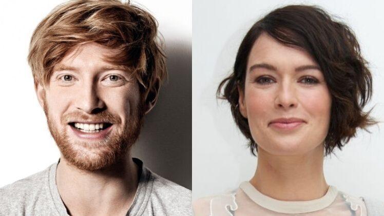 Domhnall Gleeson e Lena-Headey