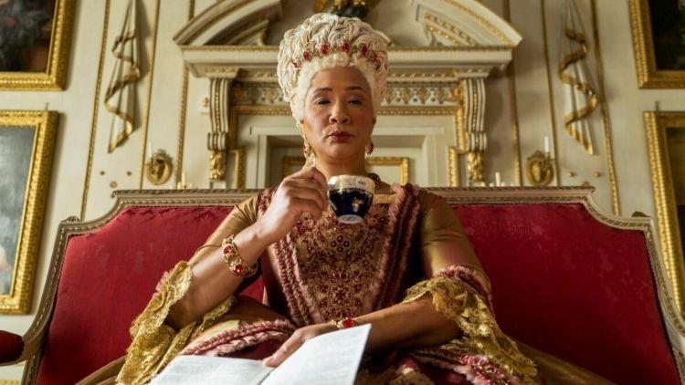 Queen Charlotte de Bridgerton