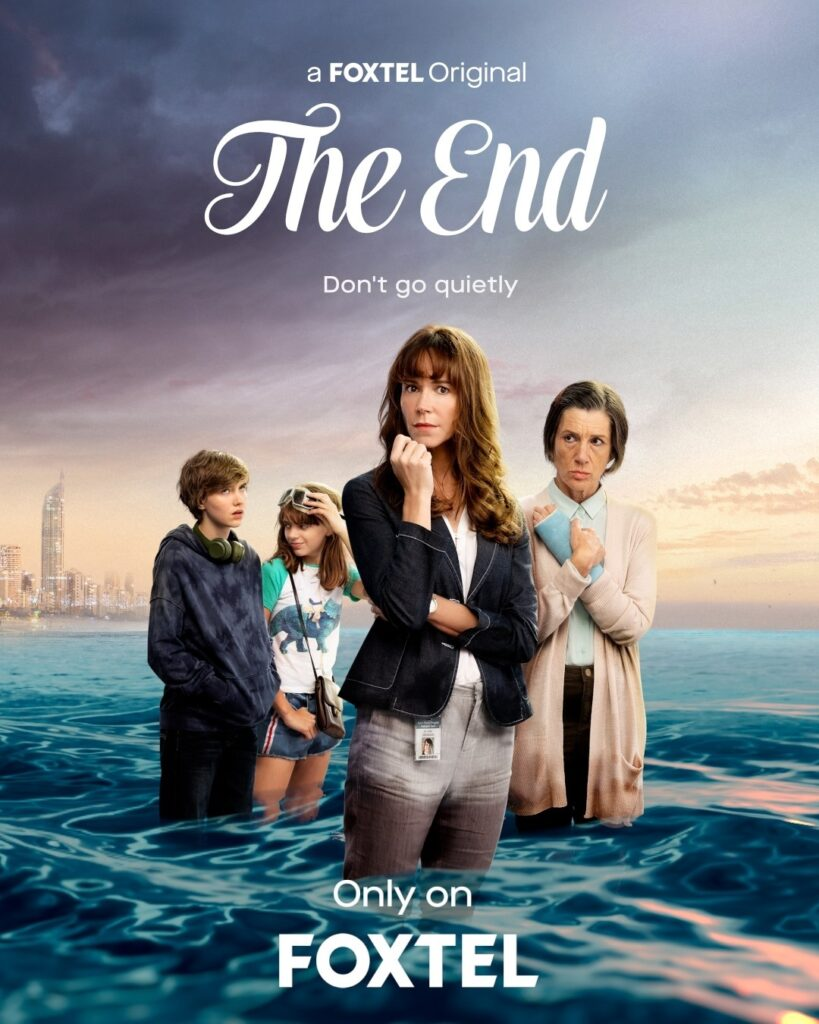 the end posters
