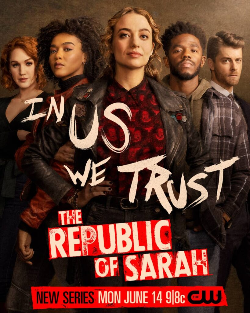 the republic of sarah posters