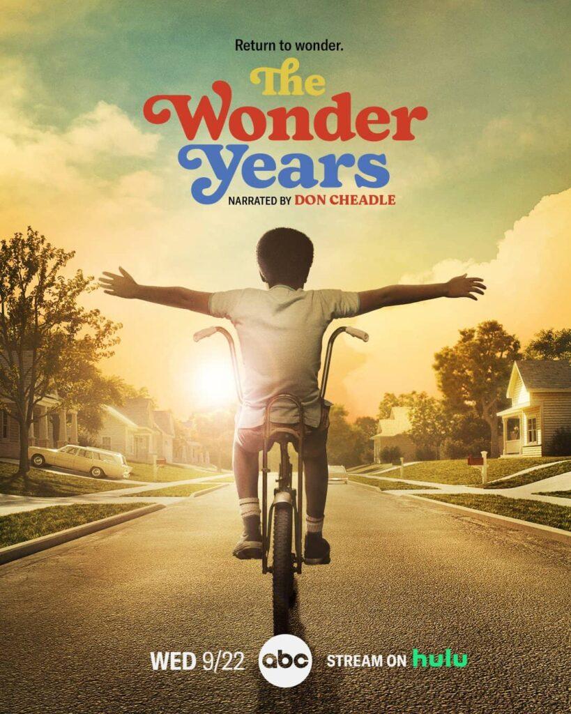 wonder years posters