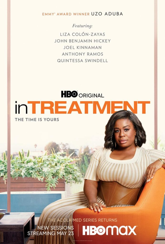 in treatment posters