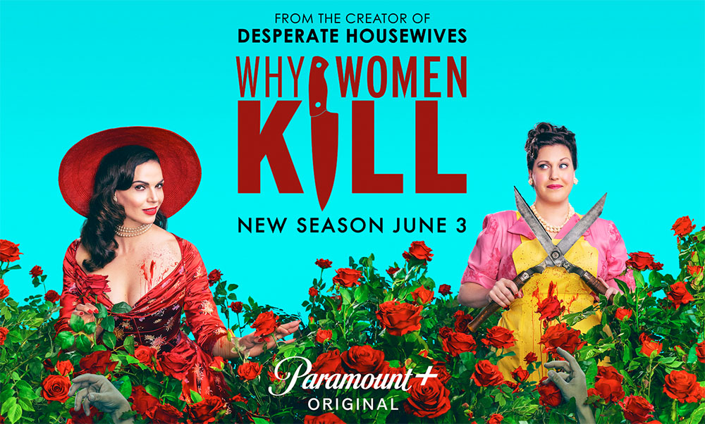 why women kill posters