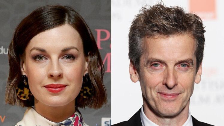 Jessica Raine Peter Capaldi The Devil's Hour