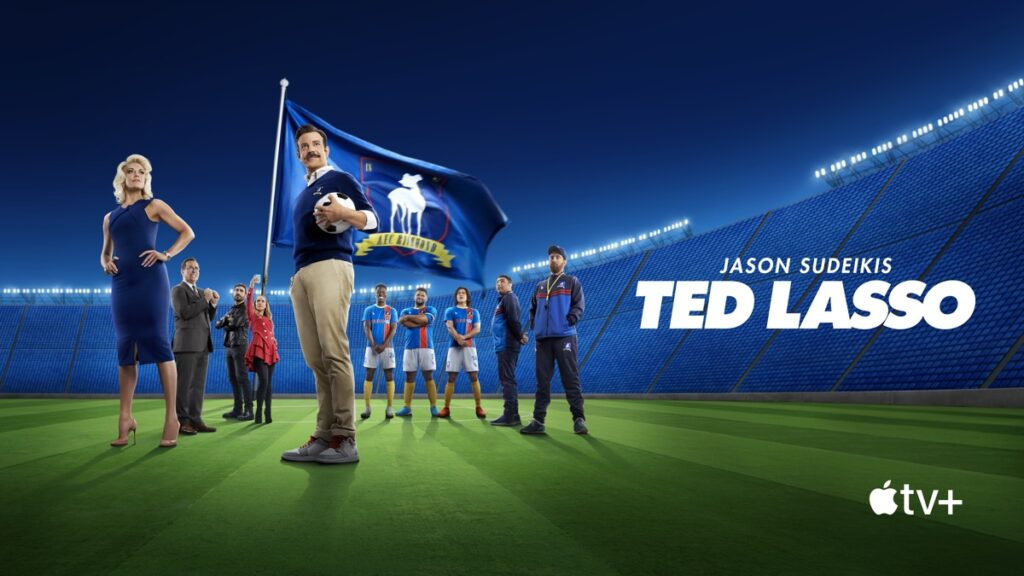 ted lasso posters