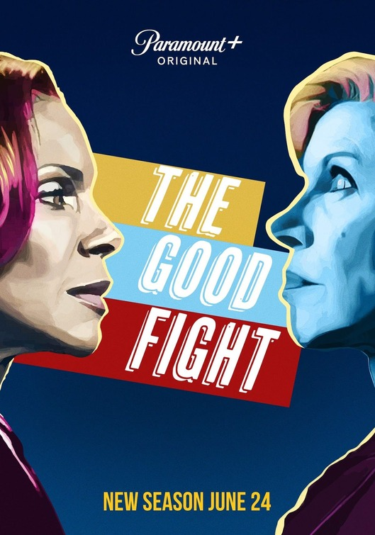 the good fight posters