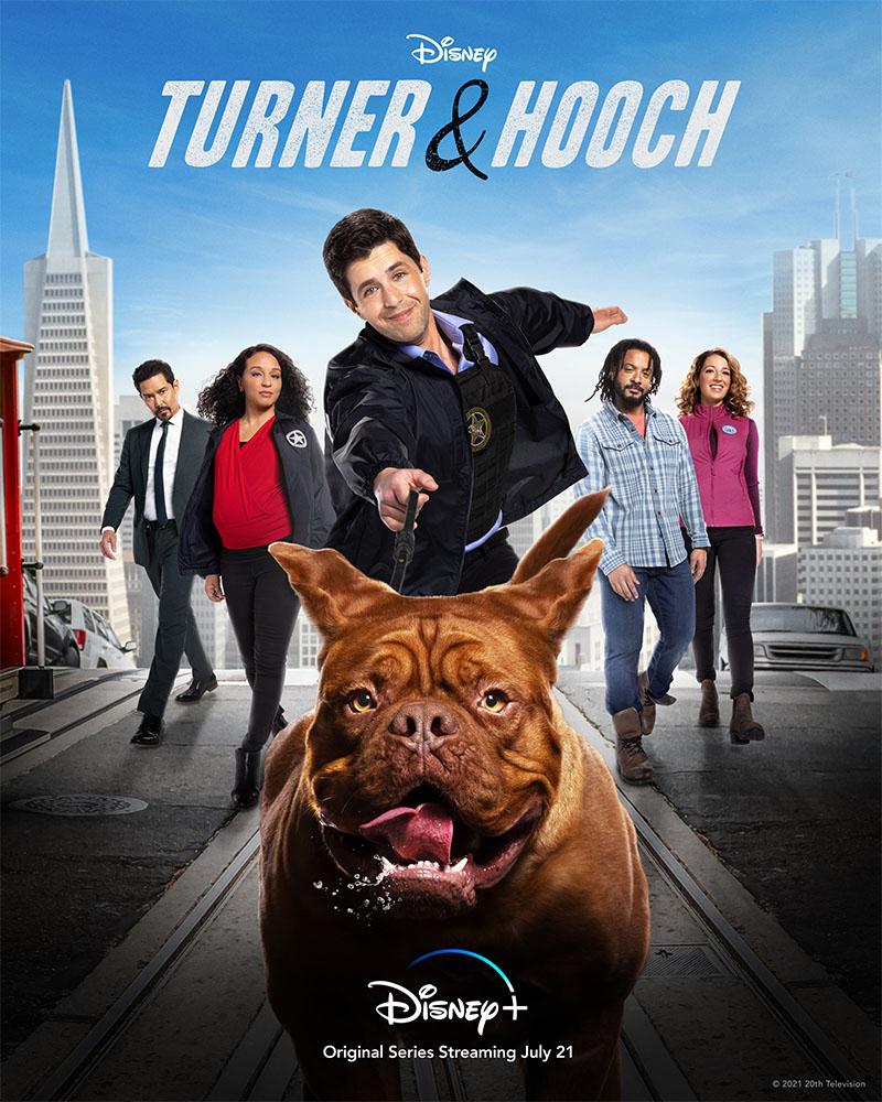 turner hooch posters