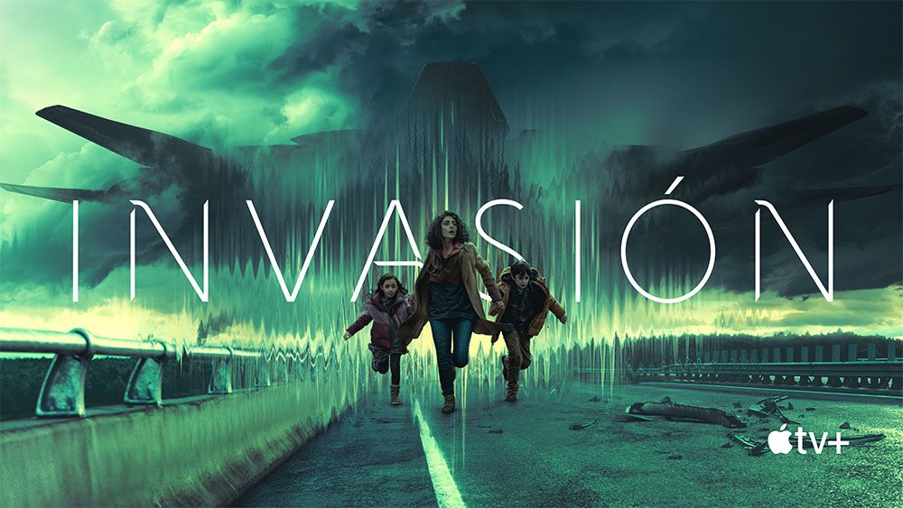 invasion posters