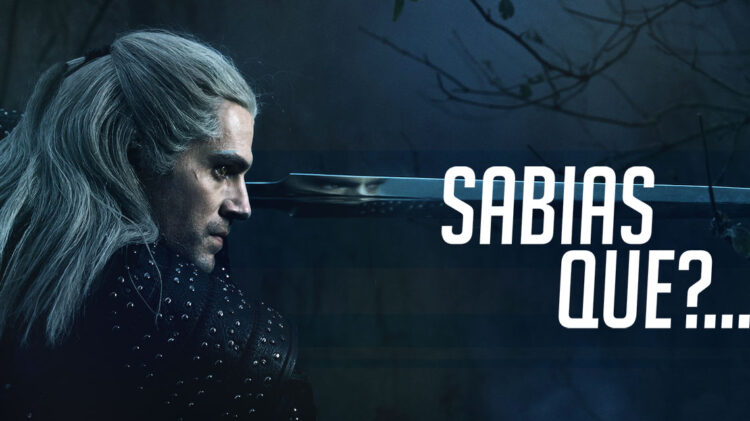 curiosidades the witcher