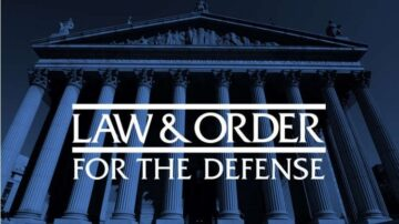 Law & Order: For The Defense