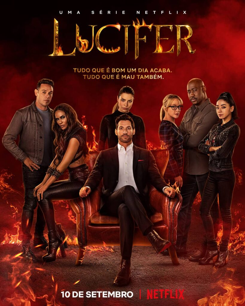 lucifer posters