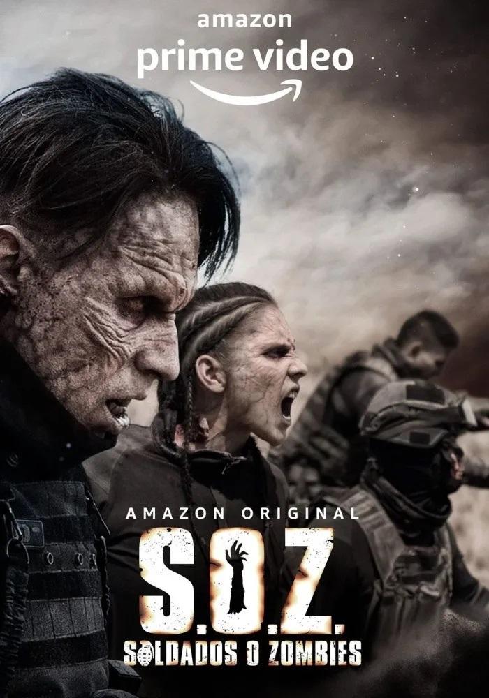 S.O.Z. Soldados o Zombies posters