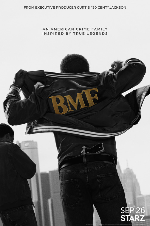 bmf starz posters