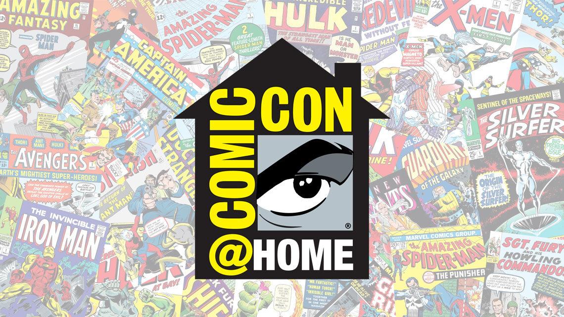 comic-con@home 2021