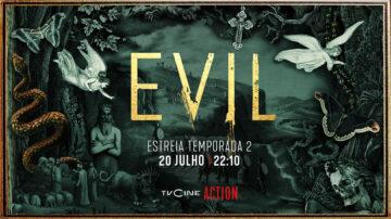 evil tvcine estreia