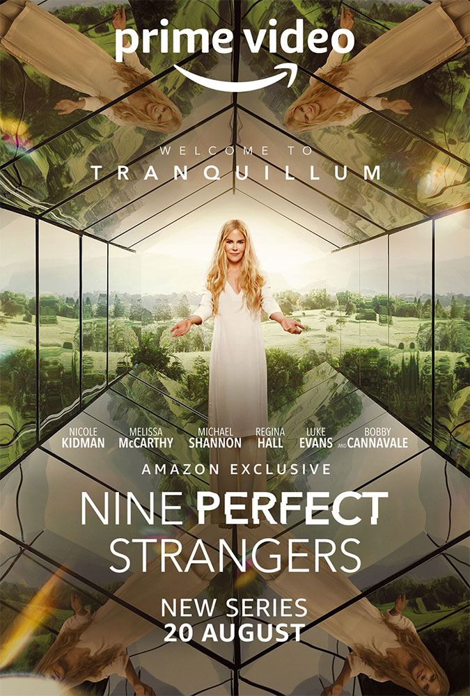 nine perfect strangers posters