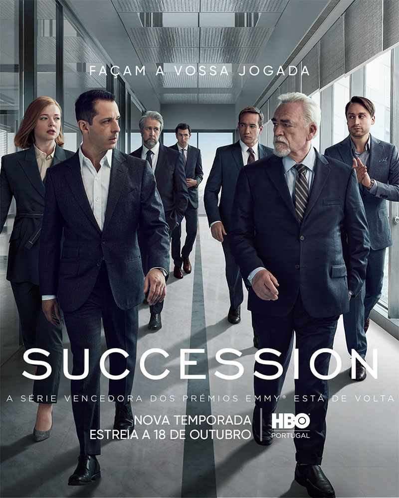 succession posters