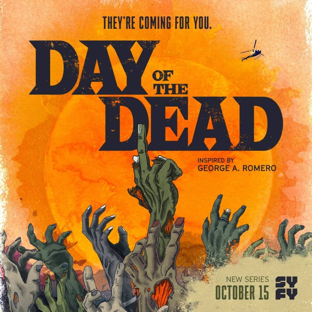 day of the dead posters