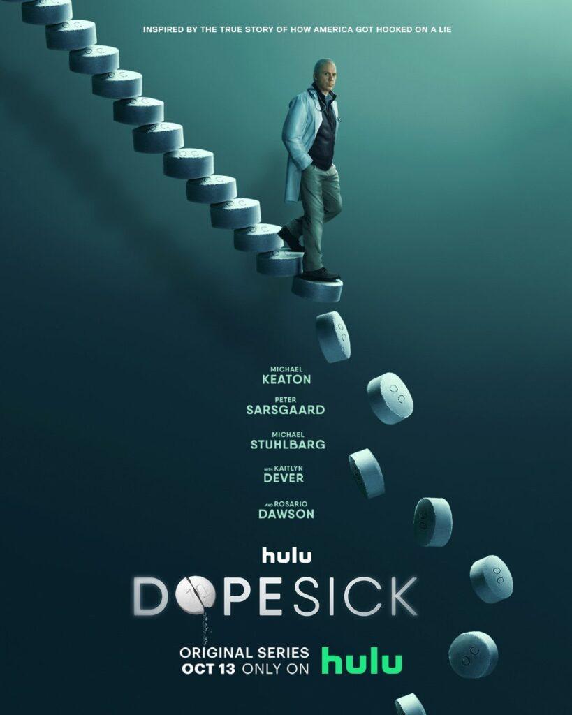 dopesick posters