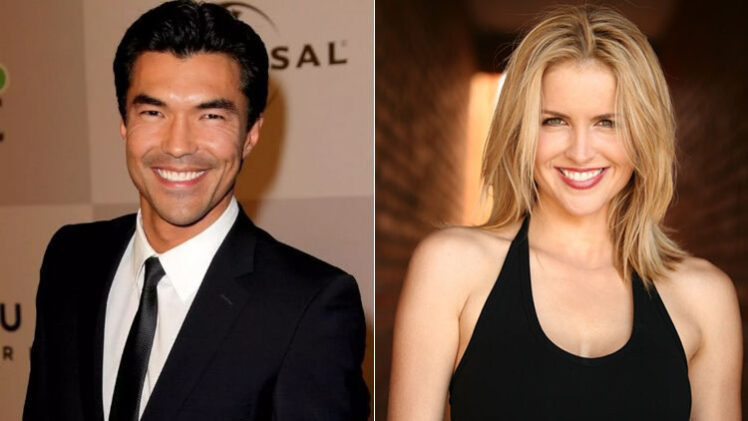 Ian Anthony Dale e Laurie Fortier The Walking Dead