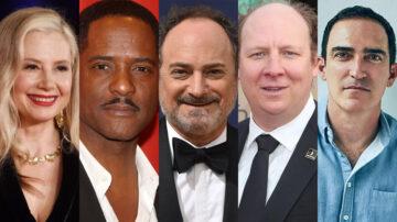 Mira Sorvino, Blair Underwood, Kevin Pollak, Dan Bakkedahl, Patrick Fischler