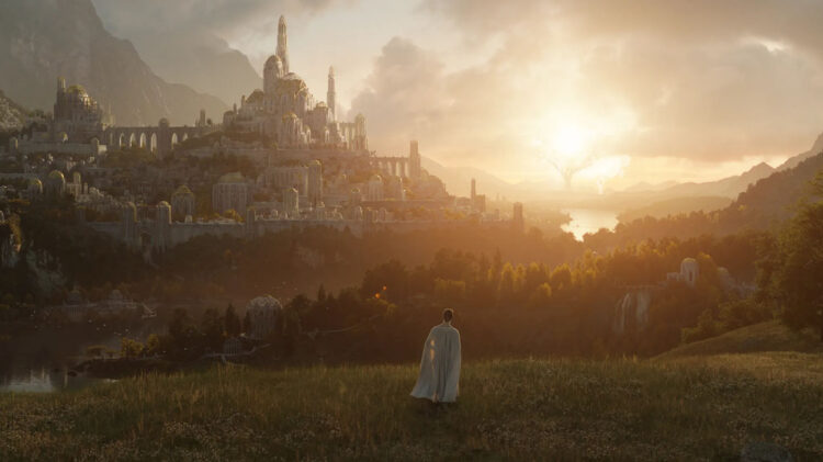 lord of the rings estreia