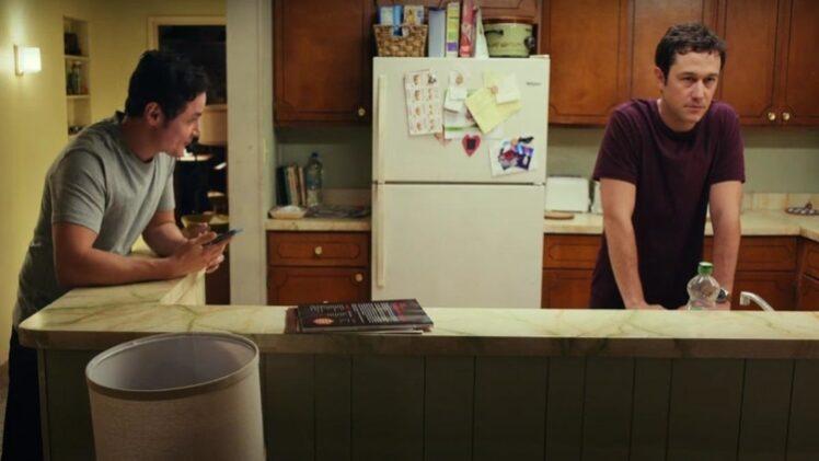 Piloto de Mr.Corman_Josh fala na cozinha com Victor