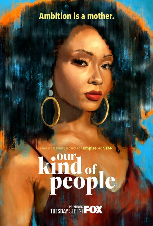 our kind of people posters
