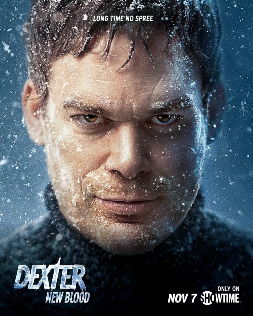 dexter posters new blood