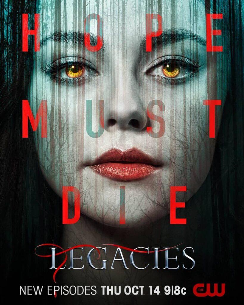 legacies posters