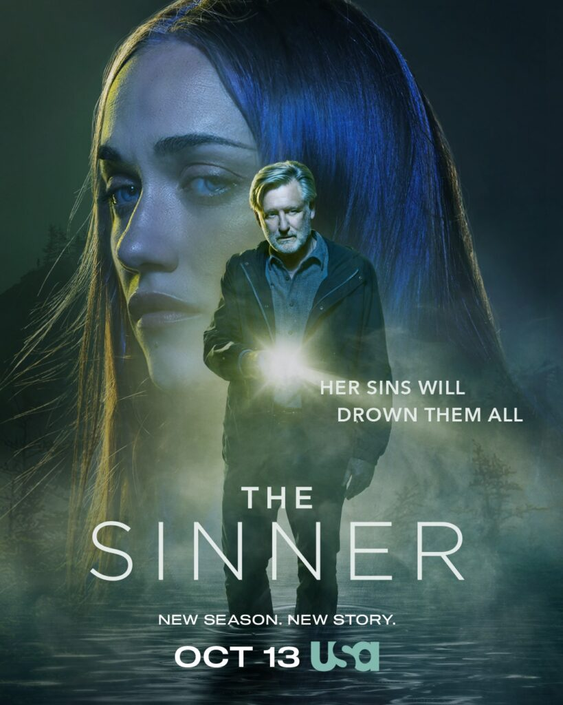 the sinner posters