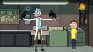 rick and morty 5.ª temporada