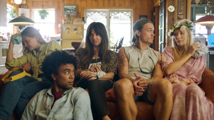 Família Finley-Cullen reunida piloto Moonshine