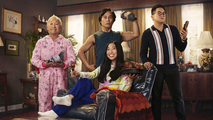 awkwafina is nora from queens 2.ª temporada