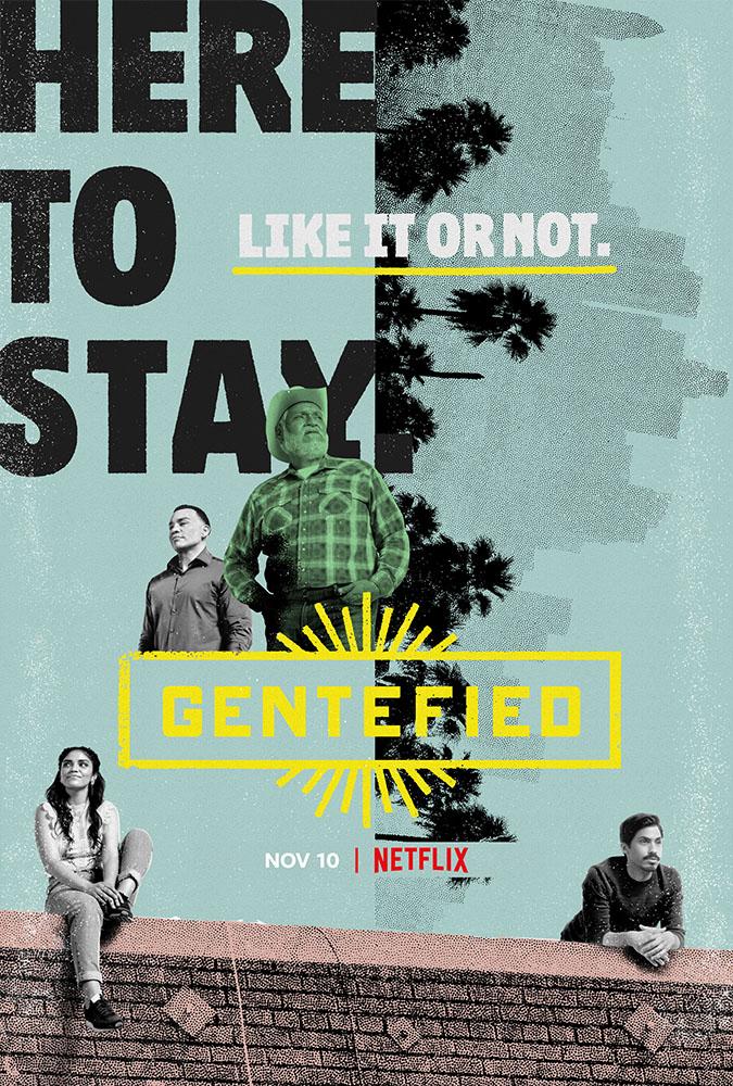 gentefied posters