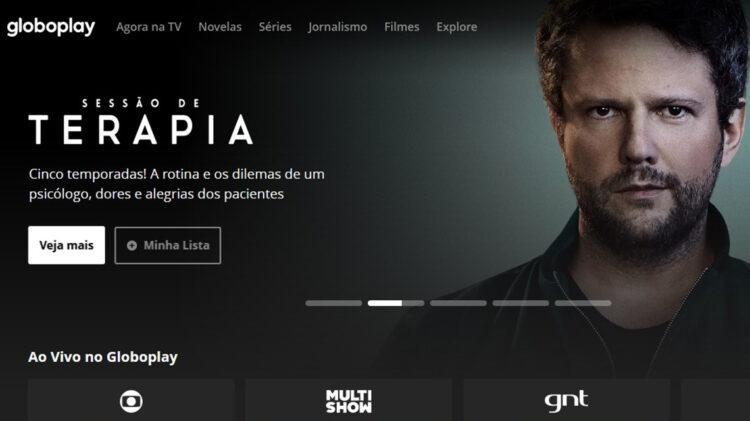 globoplay lançamento portugal